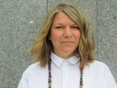 Nina Brinovec, organizatorka Ustna Medicina